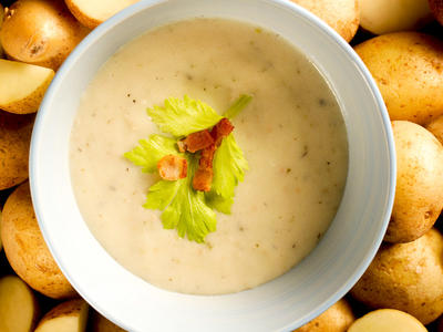 Dalt's Baked Potato Soup