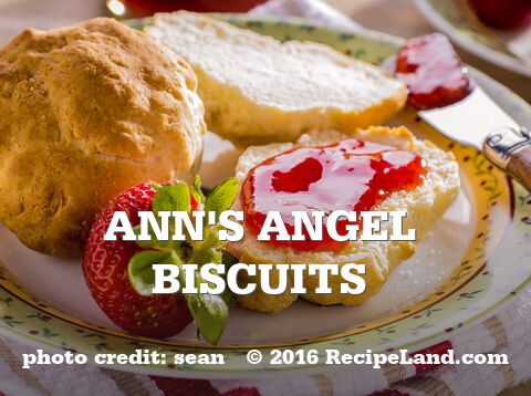 Ann's Angel Biscuits