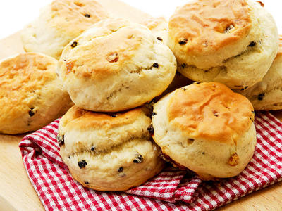 Dave's Basic Buttermilk Biscuits