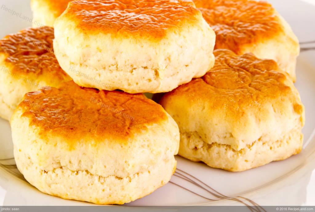 Old Fashioned Buttermilk Biscuits Recipe