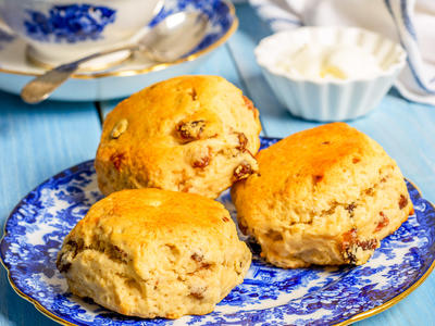 Oliver's Cornmeal Tea Biscuits