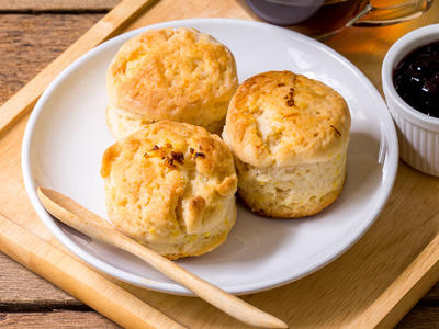 Harriet's Southern Biscuits