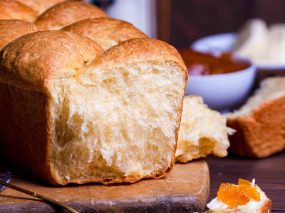 Aunt's Portuguese Sweet Bread