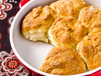 The Perfect Buttermilk Biscuits