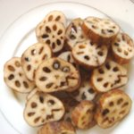 Homemade Sweet Lotus Root Chips