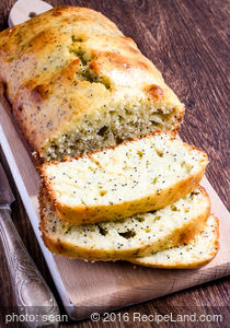 Amazing Lemon Poppy Seed Cake
