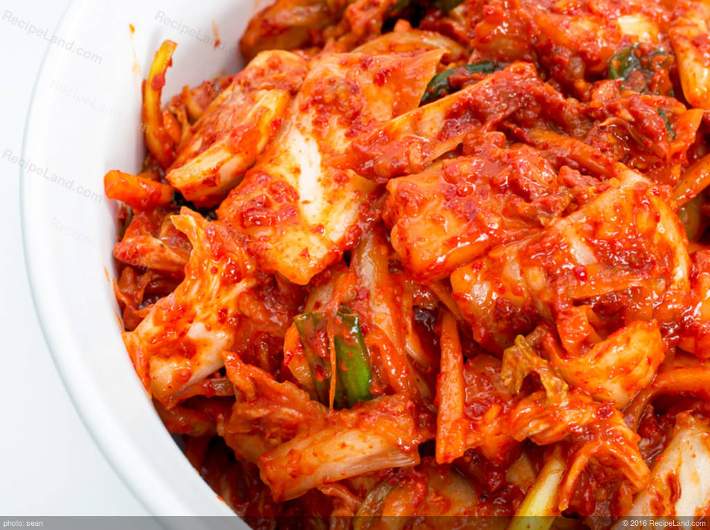 Authentic Korean Kimchi Recipe