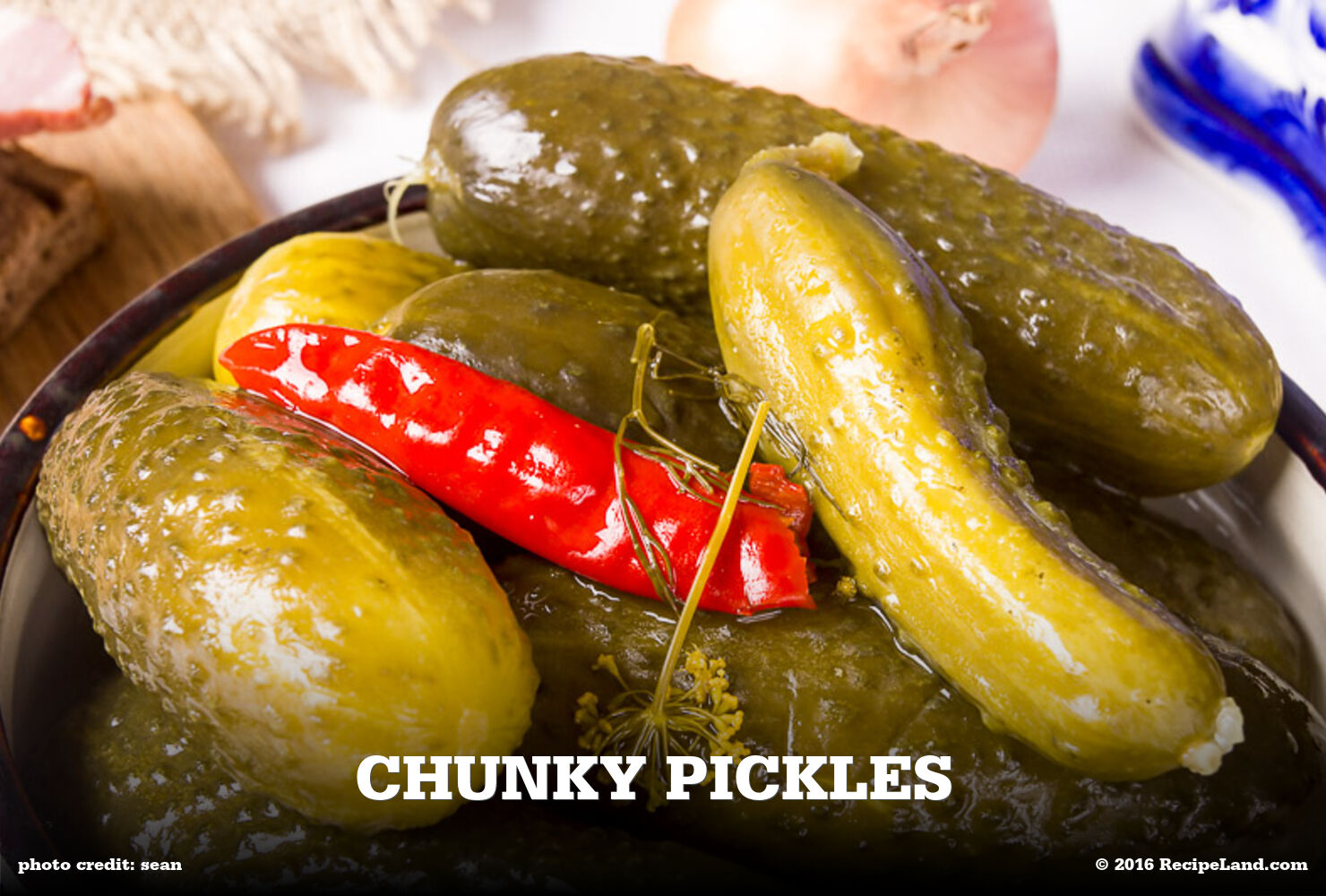 Chunky Pickles