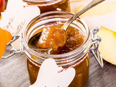 Rich Apple Butter