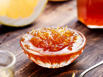 Orange, Lemon and Grapefruit Marmalade