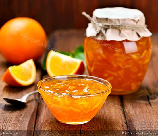 Orange, Grapefruit Marmalade Recipe