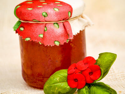 Strawberry-Pineapple Marmalade