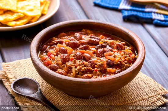 30 Minute Chili Recipe | RecipeLand.com