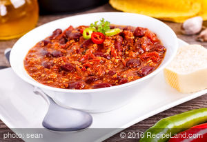 Favorite Crock Pot Chili