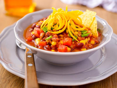 Crock Pot Chili Con Carne