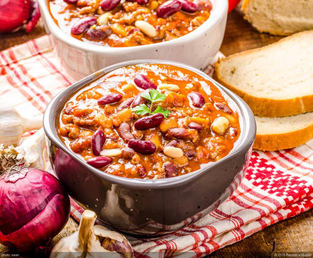 5 Alarm Chili Recipe Recipeland Com