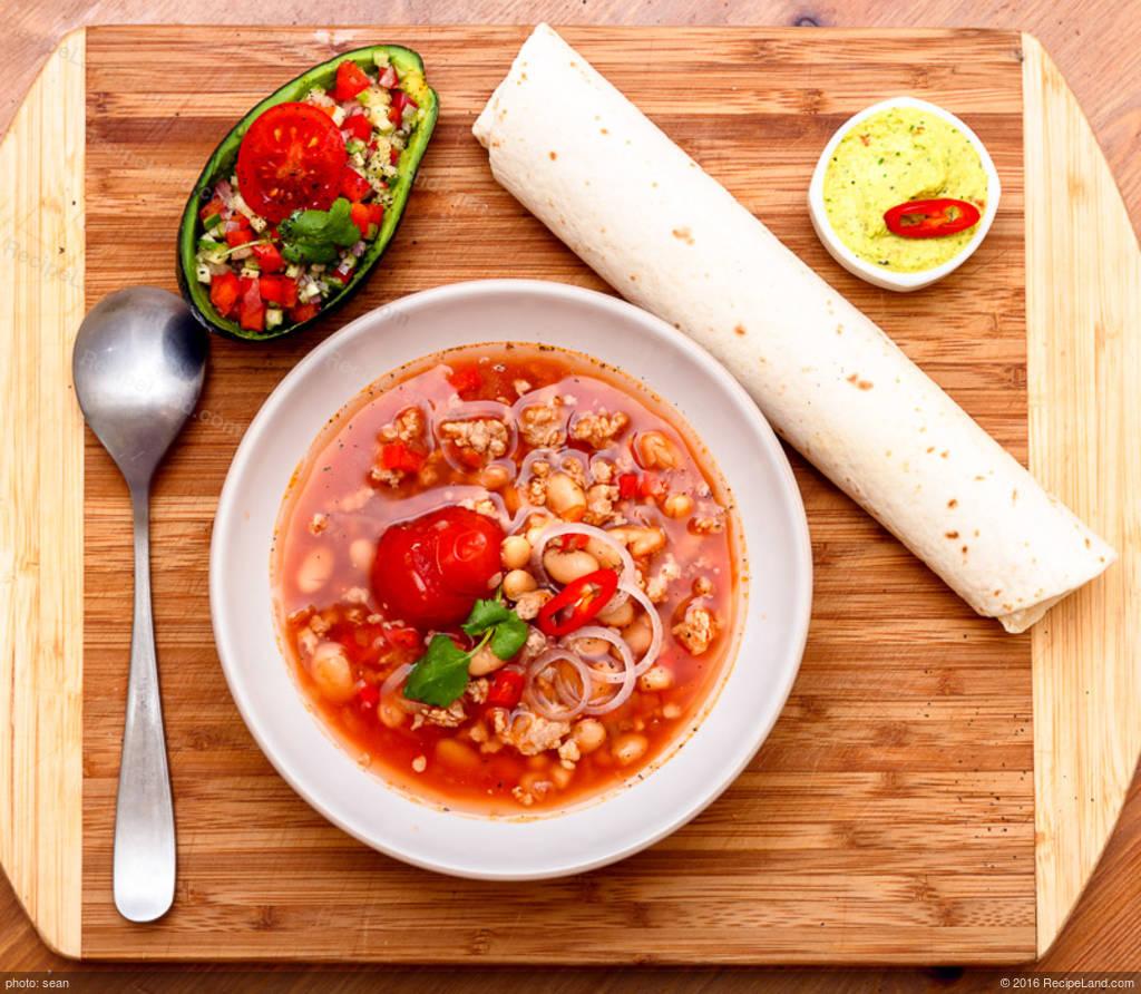 Fresh Tomato White Chili Recipe