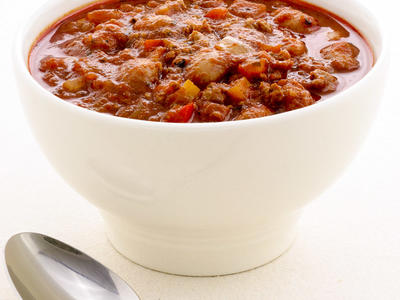 California Beef and Bean Chili
