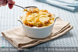 French Onion Soup : Au Pied De Cochon Re