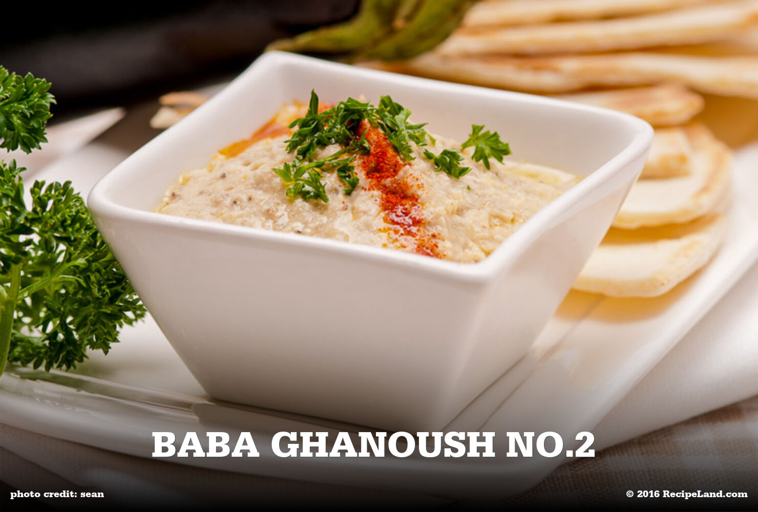 Baba Ghanoush No.2