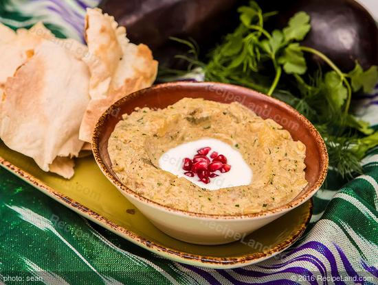 Smoky Baba Ghanoush Recipe | RecipeLand.com