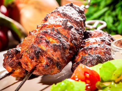 Middle Eastern Kebabs