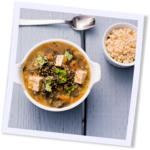 Spinach and Leek Soup recipe