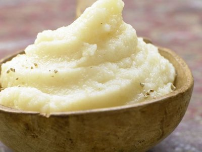 Apple and Celery Root Puree