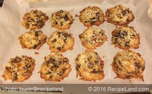 4 Ingredient Almond Joy Cookies