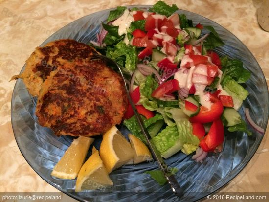 Stove-Top Tuna Cakes