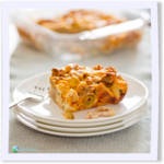 Leftover Turkey Strata recipe