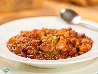 Moosewood Vegetarian Chili