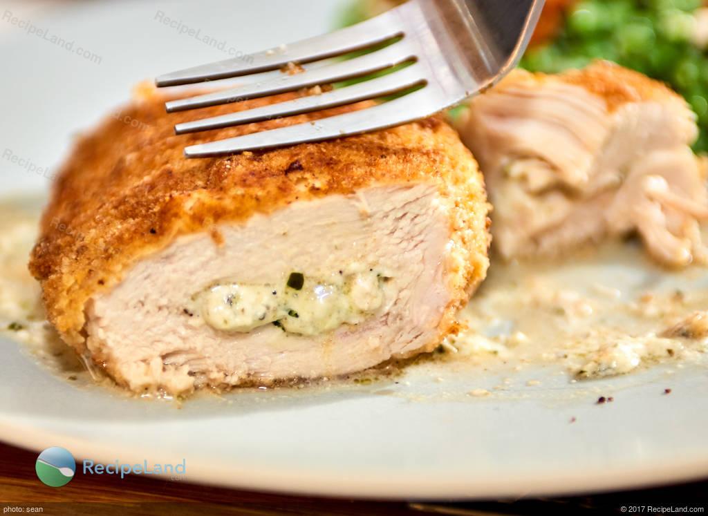 cream cheese stuffed chicken