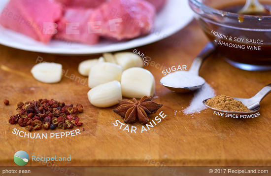 How to make Chinese beef stew - the ingredients to create magical flavor