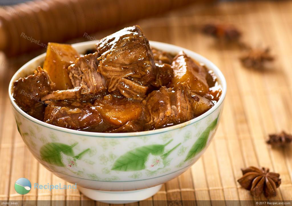 Chinese Beef Stew Recipe Recipeland Com