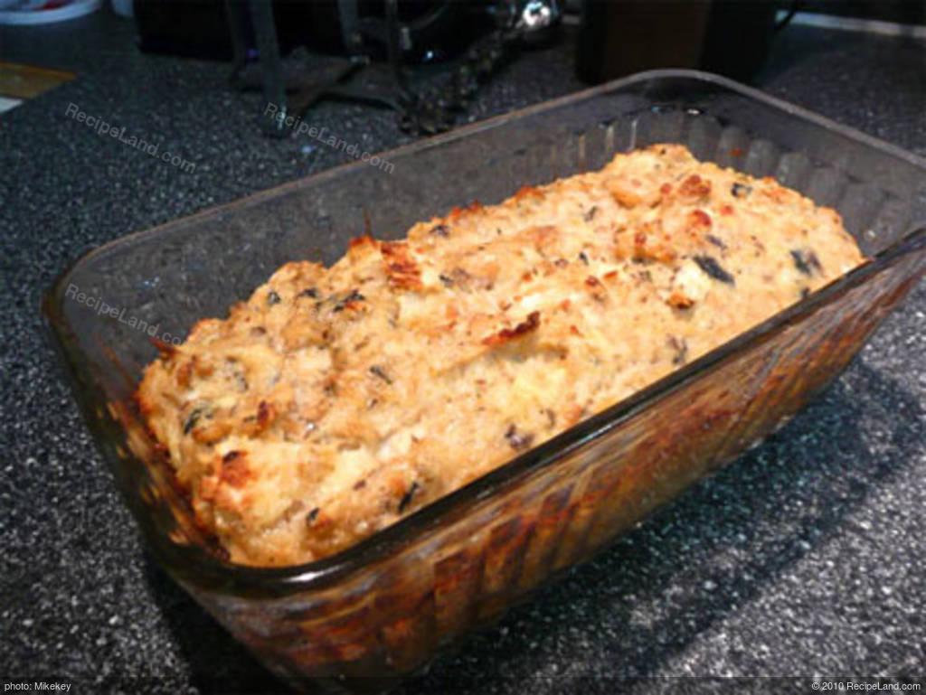 Old Fashioned Salmon Loaf Recipe