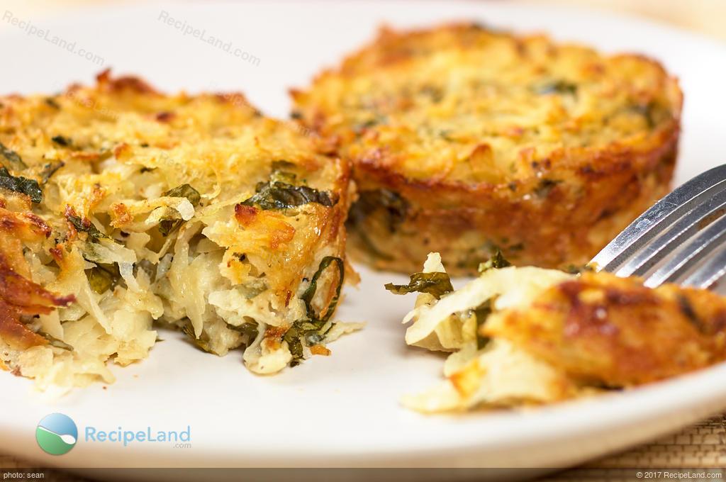 Potato Latke Muffins Recipe Recipeland Com