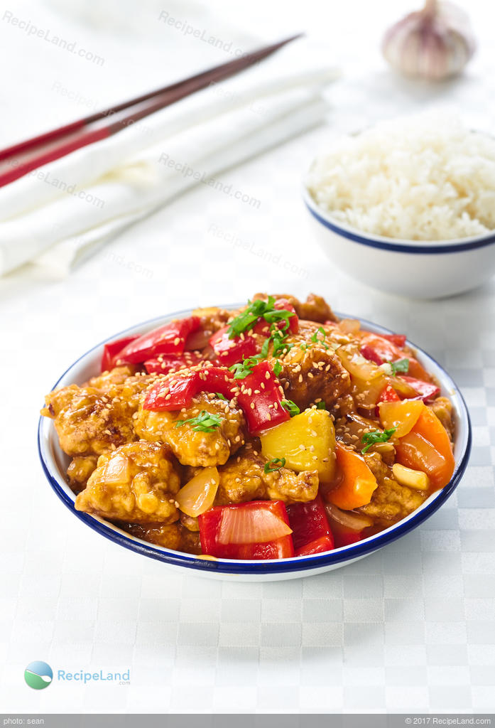 Asian Sweet And Sour Cod Recipe
