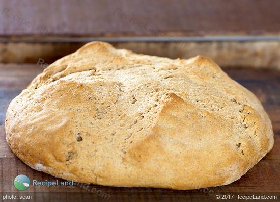 barley bread machine recipe