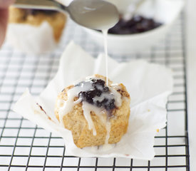 No-Cholesterol Fruit-Filled Muffins