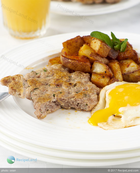 Homemade breakfast sausage recipe. It's straightforward and easy to make your own breakfast sausage. You're in control so you can jazz up the spices and even make low-sodium breakfast sausage.