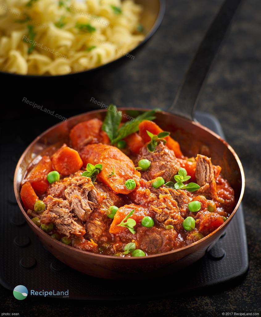Beef Jardiniere Recipe Recipeland Com
