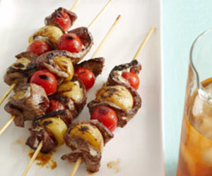 Ranch-Style Steak Kabobs