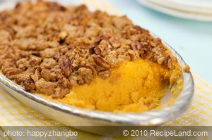 Southern Living Sweet Potato Casserole