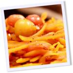 Squash Noodle all'Arrabbiata recipe