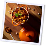 Beef Chili with Navy Beans recipe