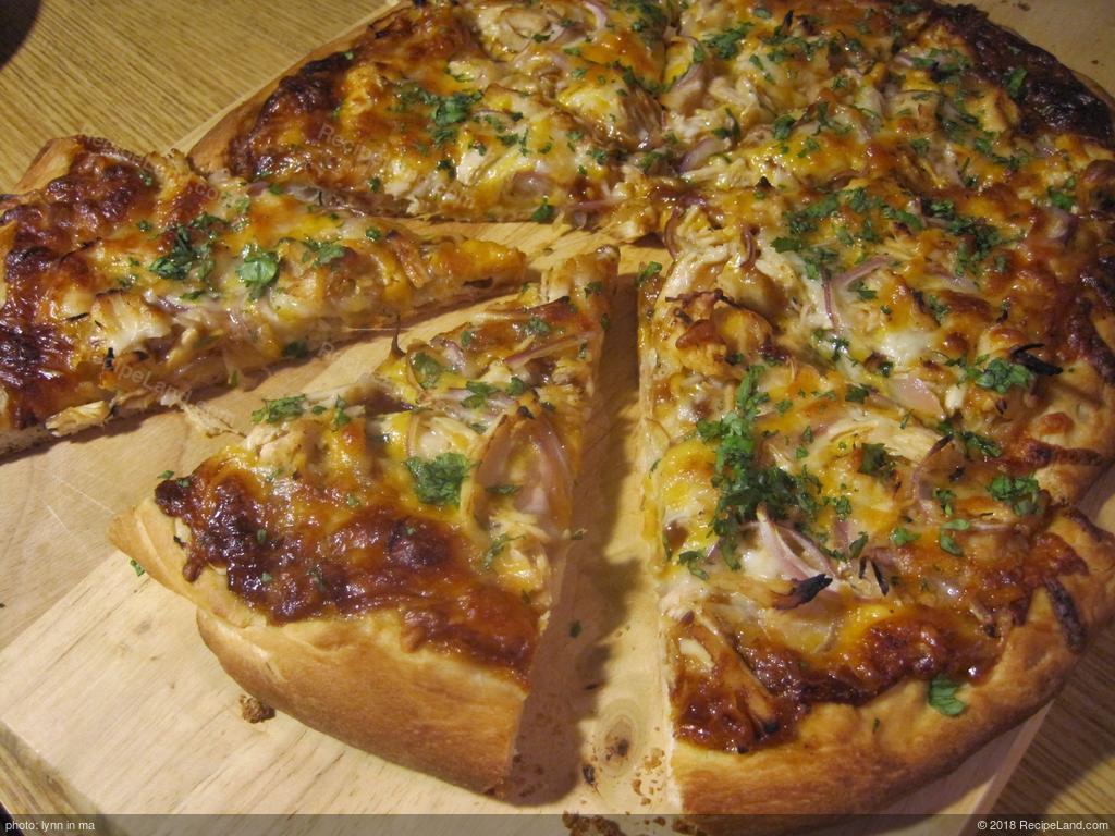 California Pizza Kitchen BBQ Chicken Pizza Copycat Recipe