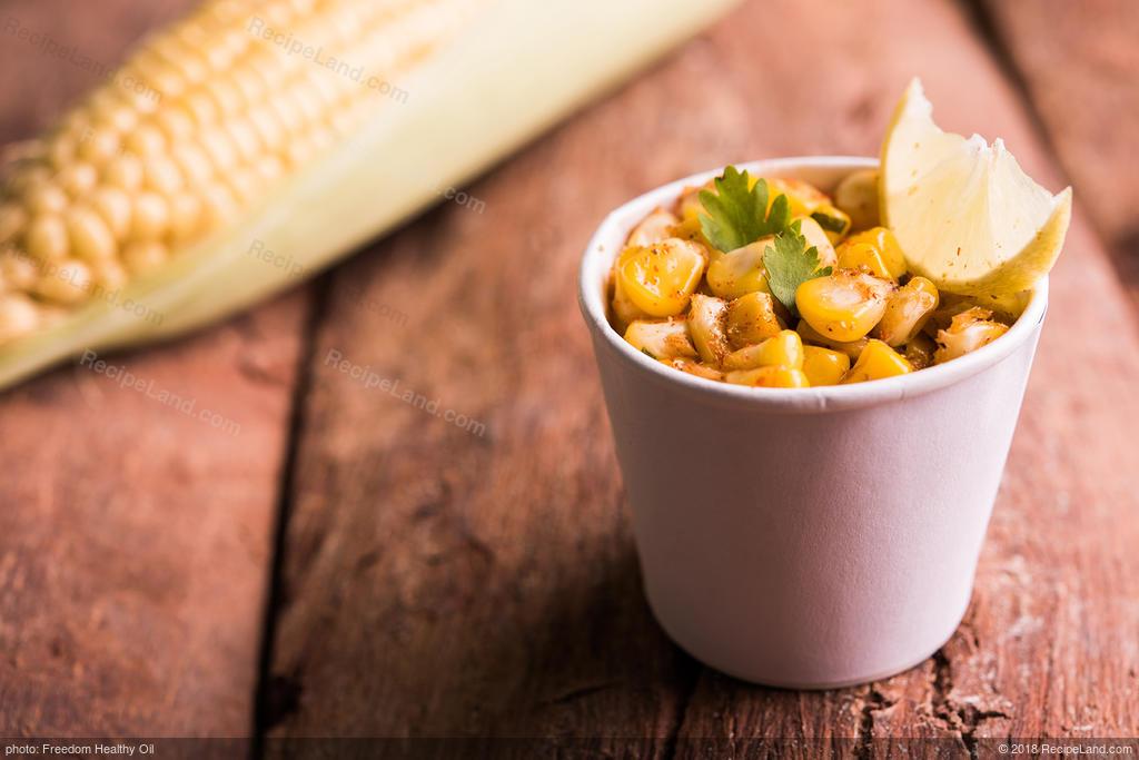 Masala Sweet Corn Recipe Recipeland Com