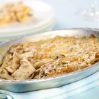 Lowfat Turkey/Chicken Tetrazzini