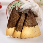 Christmas Chocolate Petticoat Tails